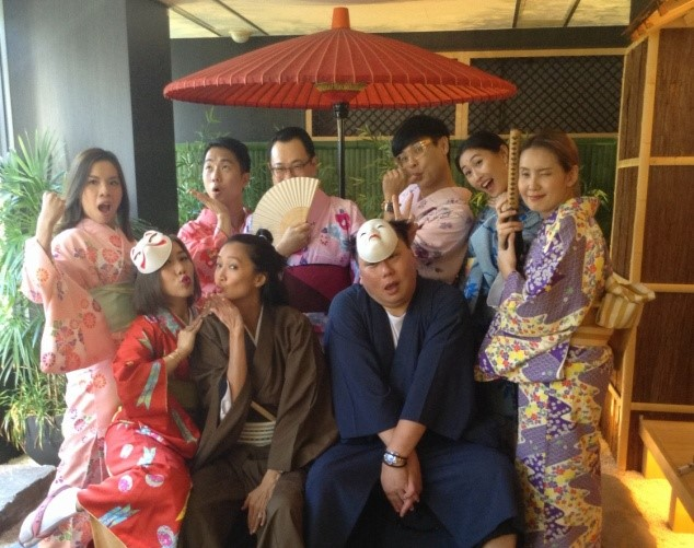 フォトサービス、外国人、日本東京