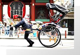 Rickshaw experience